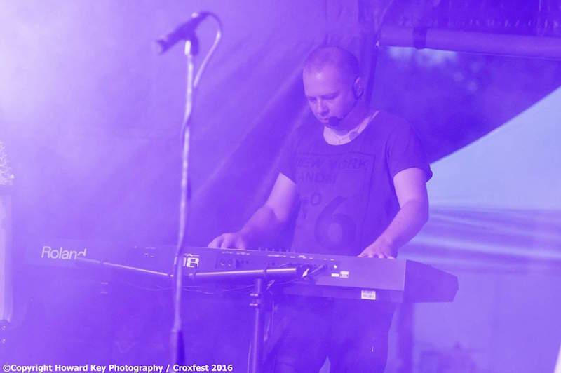 Tomasz at Croxfest