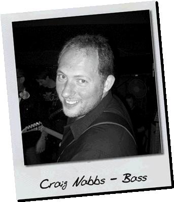 Bass – Craig Nabbs