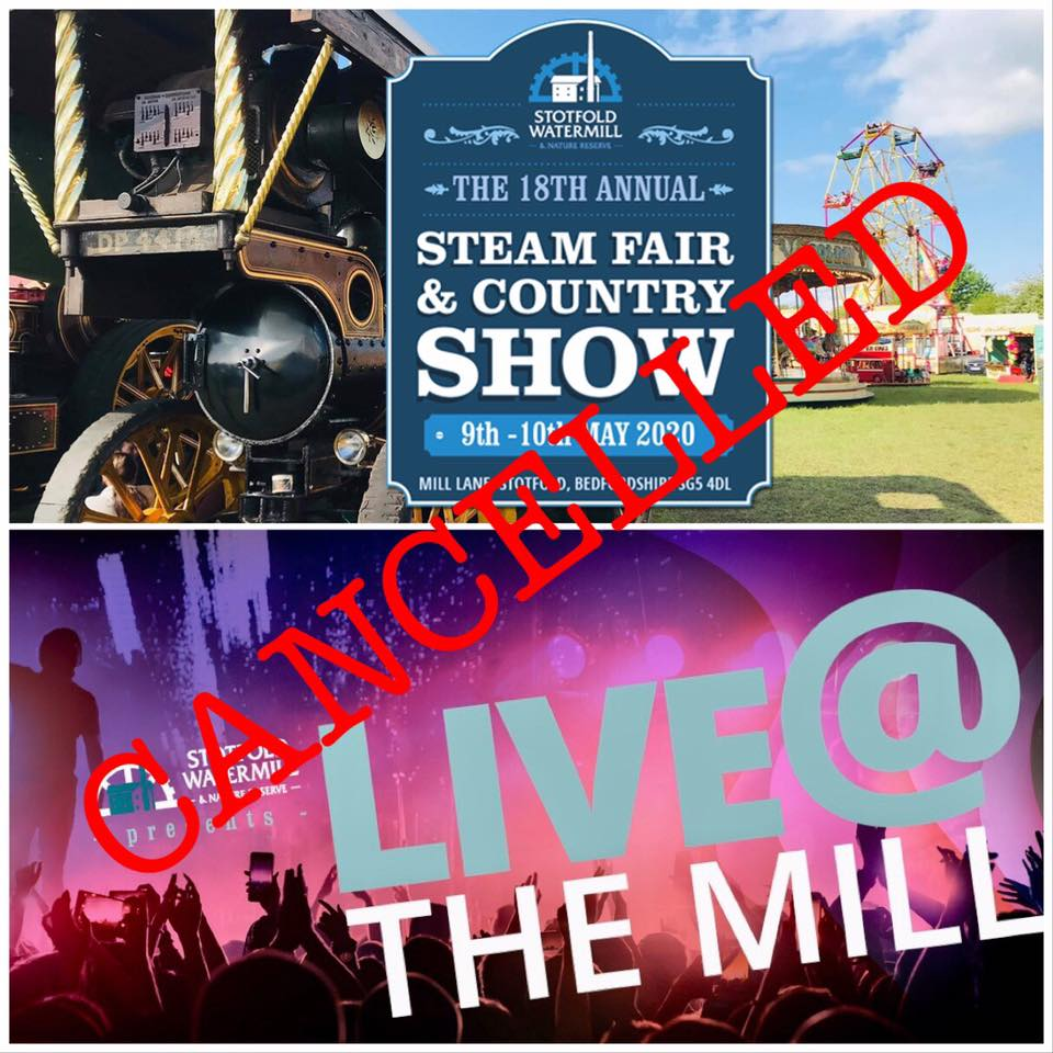 Coronavirus cancels Live At The MIll